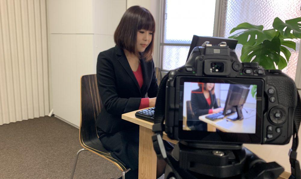 クライアントの社内イベントにトリアナスタッフが動画出演したよ