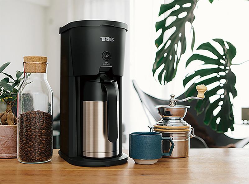 真空断熱ポット コーヒーメーカー(サーモス)