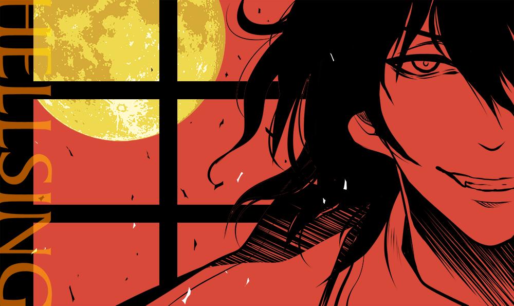 トリアナちゃんのおすすめコミック Vol.15(HELLSING、DRIFTERS)